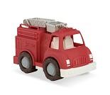 Brannbil, stor lekebil i plast