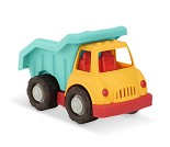 Lastebil, stor lekebil i plast