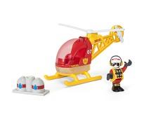 Brannhelikopter - BRIO