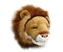 Løve, dyrehode - Brigbys