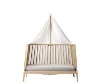 Hvit sengehimmel til Linea babyseng - Leander