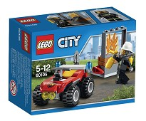 LEGO City, ATV-brannbil