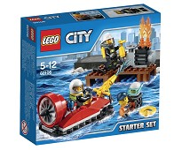 LEGO City, Startsett for brannbekj..