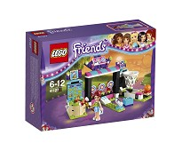 LEGO Friends, Arkadespill på tivoli