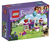LEGO Friends, Festkaker