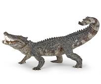 Kaprosuchus krokodille miniaturfigur - Papo
