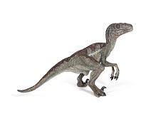 Velociraptor miniatyrfigur - Papo
