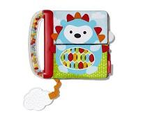 Todelt babybok med rangle - Skip Hop
