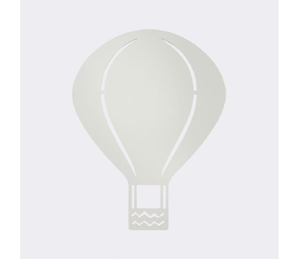 gr luftballong vegglampe fra ferm living sprell veldig fine leker og barneromsinteri r. Black Bedroom Furniture Sets. Home Design Ideas