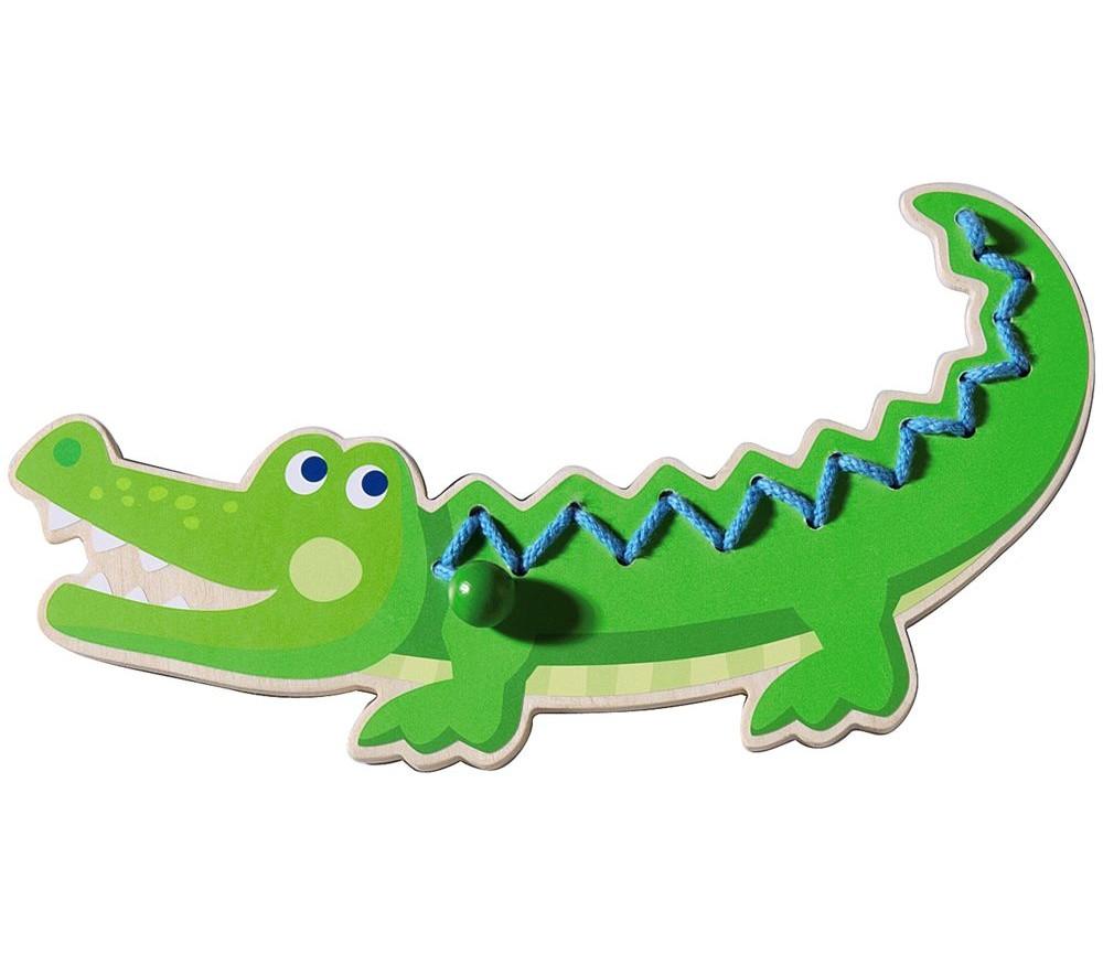 Krokodille - tre-i-leke fra Haba | Sprell - veldig fine ...