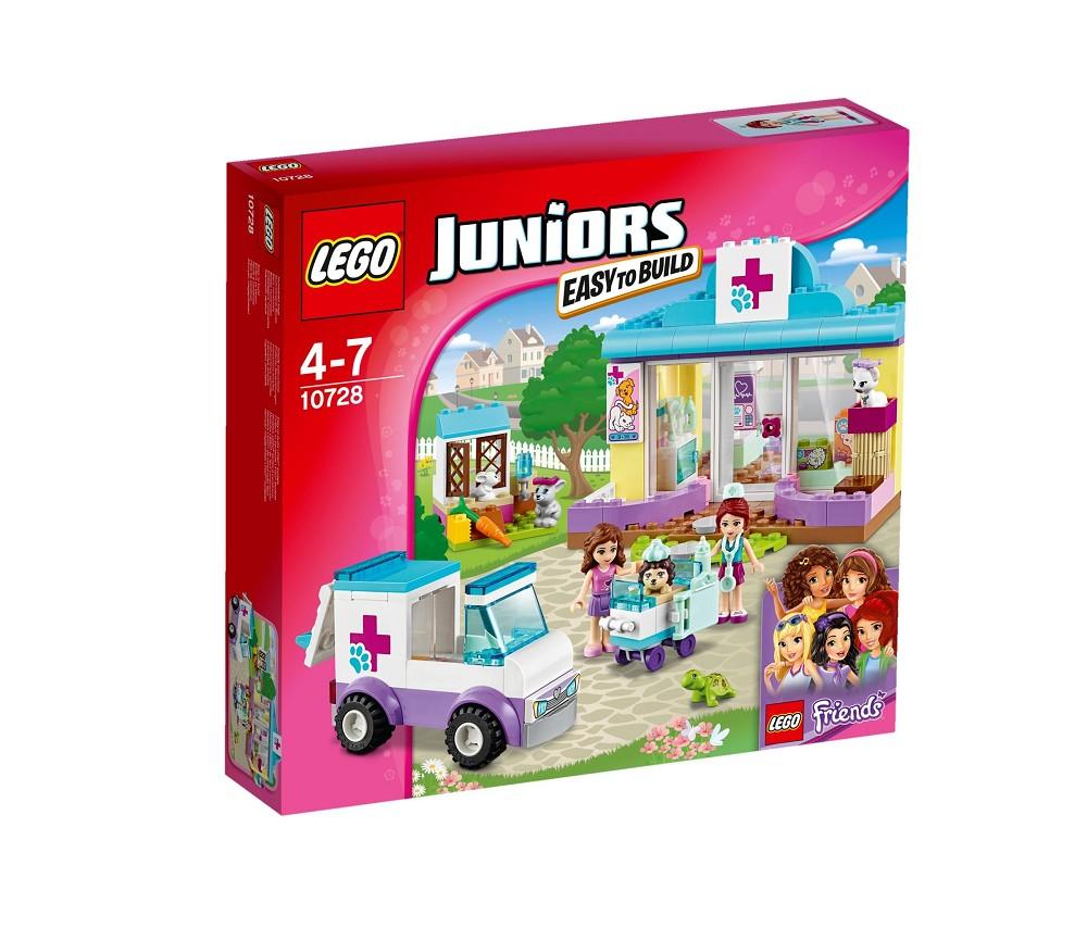 LEGO Junior, Mias dyreklinikk | Sprell - veldig fine leker ...