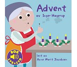 Advent, bok med lyd
