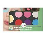 Ansiktsmaling med 6 farger i pastell - Djeco
