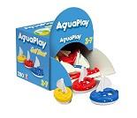 Aquaplay, Seilbåt i plast - velg farge