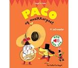 Paco og musikkorpset - Barnebok med lyd