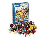 Briomec byggesett, 210 deler fra BRIO