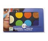 Ansiktsmaling med 6 farger- Djeco