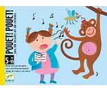 Mimespill - Pouet Pouet - kortspill fra Djeco