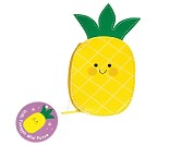 Gul ananas lommebok