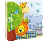 Babybok i tre med dyr på zoo - HABA