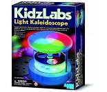 Hobbyesett - Kaleidoskop med lys