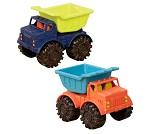 Lastebil i plast, Mini truckette, 2 fargevalg
