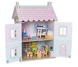 Sweetheart, dukkehus med møbler fra Le Toy Van