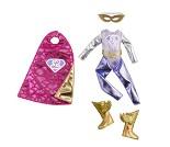 Superhelt klær- dukketilbehør til Lottie