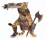 Tigermannen miniatyrfigur - Papo