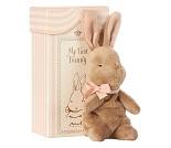 Min første kanin, bamse i rosa boks - Maileg