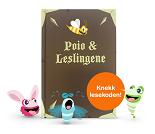 Poio & Leslingene, Bok til appen: Lesespillet Poio