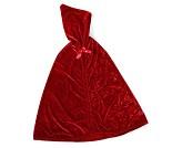 Rødhettekappe, 5-7 år, kostyme