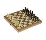 Sjakkspill i tre