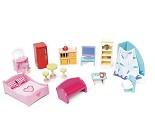 Startsett, møbler til dukkehus fra Le Toy Van