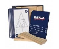Kapla Challenge, 16 klosser med utfordringshefte