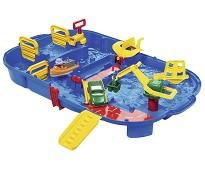 Aquaplay vannlek, båtbane og sluse, Lock Box