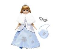 Snow Queen, dukke - Lottie
