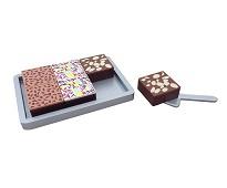 Sjokoladekake - lekemat i tre