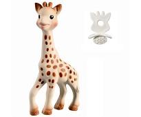Sophie la Girafe og natursmokk, gavesett - Vulli
