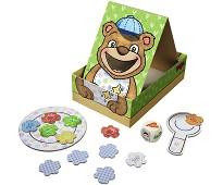 Sulten som en bjørn, mitt første spill - Haba