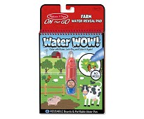 Water Wow farm - magisk fargeleggi..