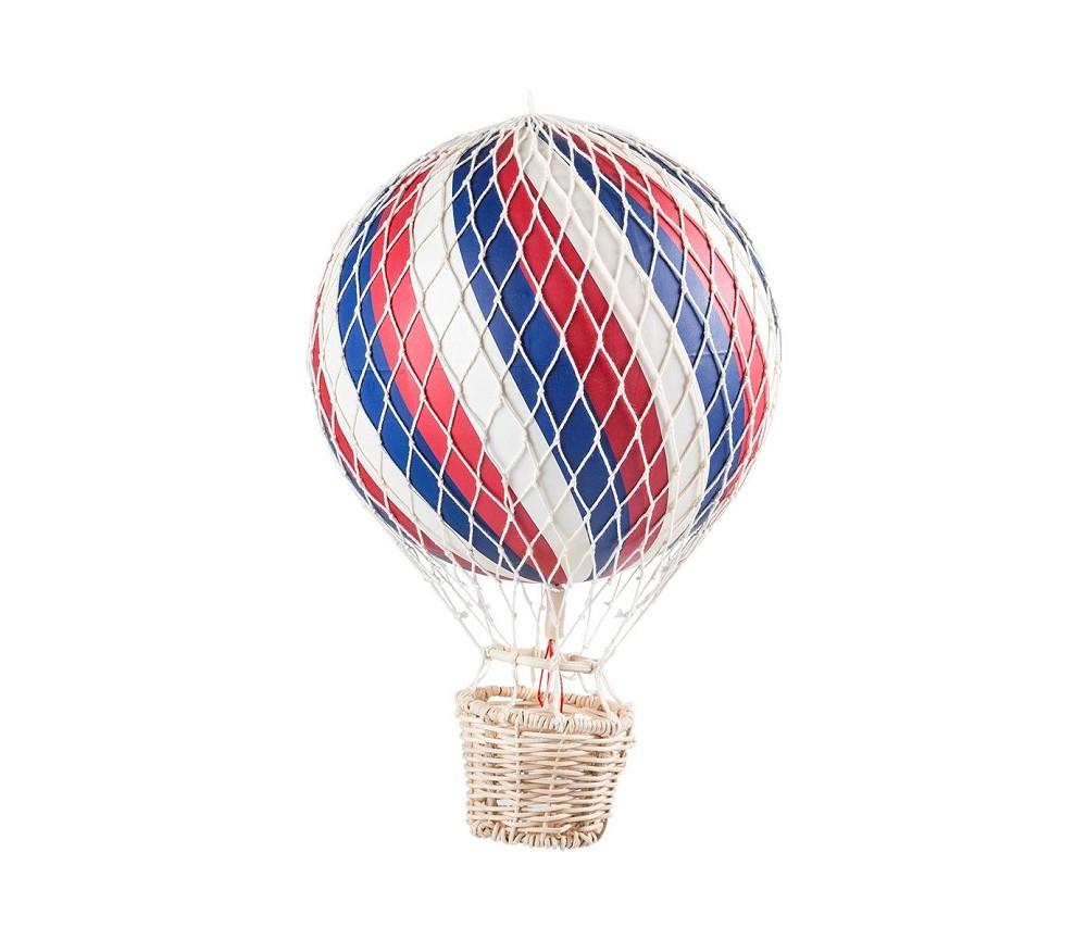 Blå Rød Og Hvit Luftballong 20 Cm Filibabba Sprell Veldig