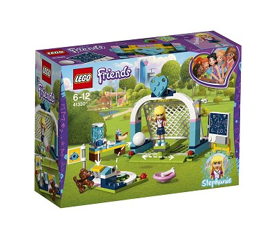 LEGO Friends, Stephanies fotballtrening 41330