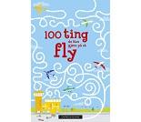 100 ting du kan gjøre på et fly - Aktivitetsbok