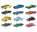 Modellbil, Oldtimer USA (1932-70)