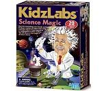 Skap magi med vitenskap, tryllesett med 20 triks