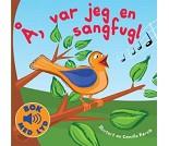 Å, var jeg en sangfugl, bok med lyd