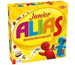 Alias Junior, bildeforklaringsspill