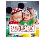 Barnebursdag - bok med tips til bursdagsfeiringen
