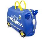 Barnekoffert politibil - Trunki